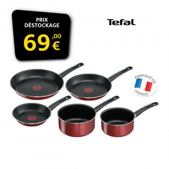 Tefal First Cook 5 pièces